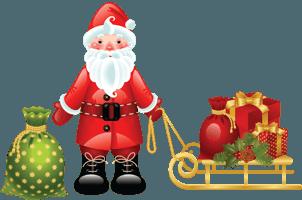 Сценарий эскейп-рума «Путешествие Деда Мороза»